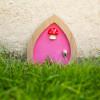 Pink-Mushroom-Outside