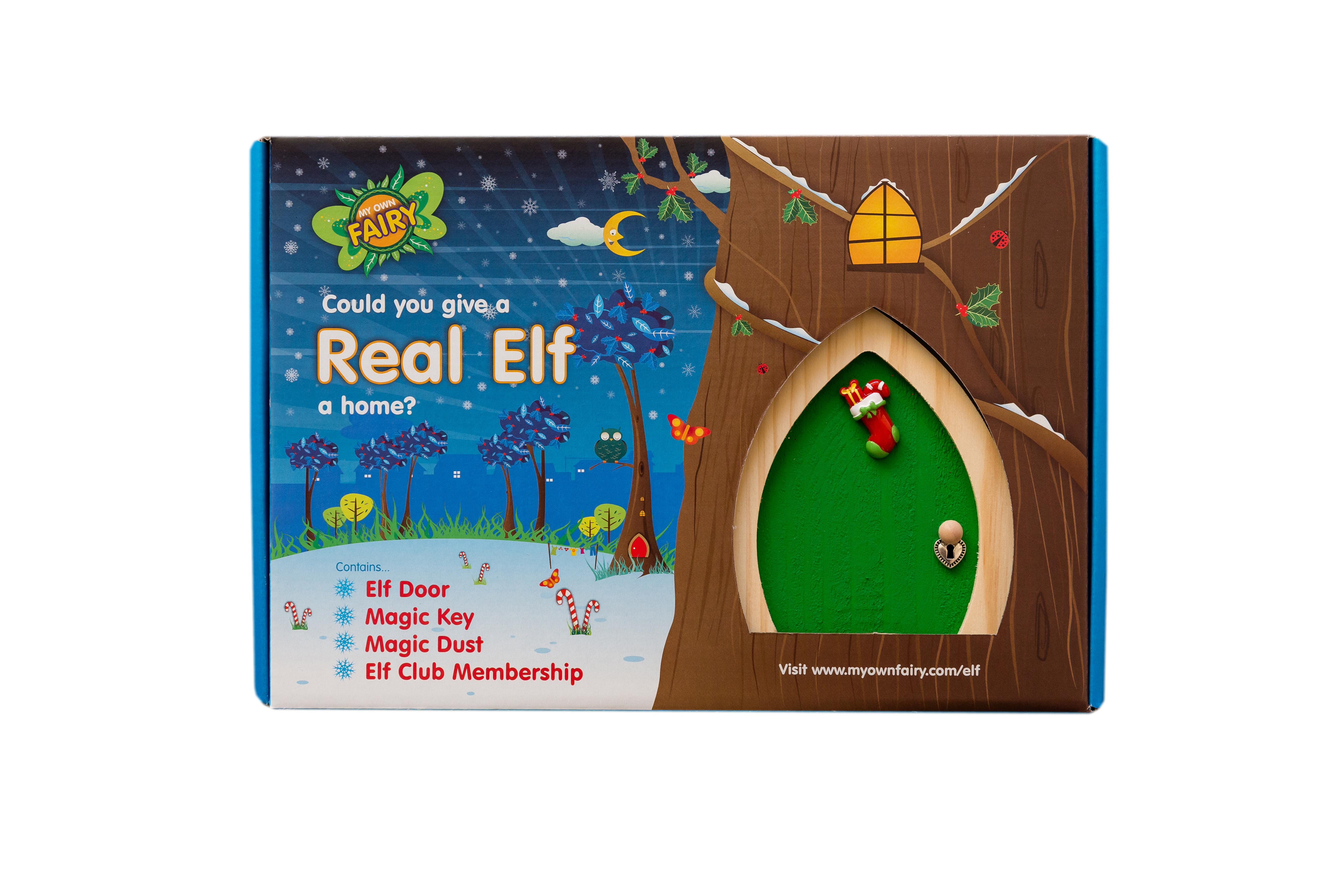 Green elf door for Elf door and elf