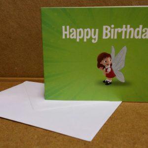 green birthday card 2